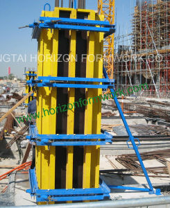 Timber Beam Column Formwork / Wall Formwork