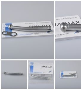 Dental Japanese Ceramic Bearing Noiseless High Speed Handpieces pictures & photos