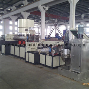 250kg PE Plastic Pelletizing Line pictures & photos