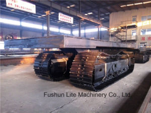 15 Tons Crawler Chassis for Mining Machinery pictures & photos