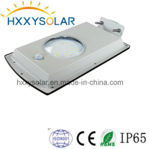 6W Integrated All in One Solar LED Garden Light Solar Street Light with Factory Price pictures & photos