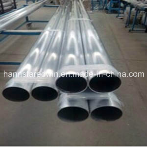 Round and Square Aluminium Profile for Industry pictures & photos