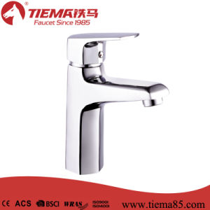 Brass Single Lever Basin Mixer (ZS65003) pictures & photos