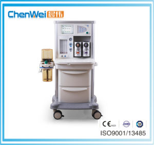 ICU Apllied CE Marked Anesthesia Machine (CWM-301) pictures & photos