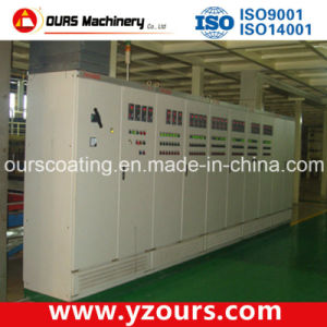 Energy Saving Electric Control System for Powder Coating Line pictures & photos