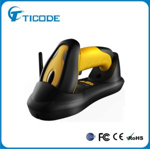 Wireless Laser Barcode Scanner with Cradle (TS4500H)