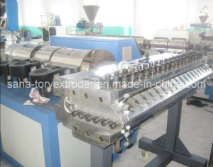 Plastic Machine PVC Sheet Board Extrusion Production Line pictures & photos