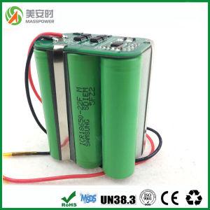 6 Cells 12V 4400mAh Battery