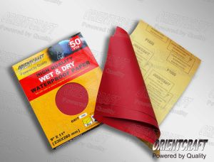 Wet & Dry Waterproof Paper (104.30)