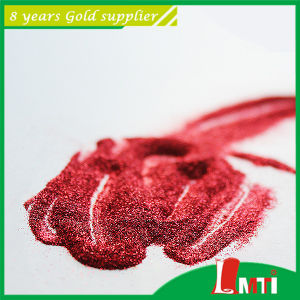Electrified Pink Gold Supplier Glitter Powder pictures & photos
