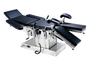 Ce Maked Electrical Surgical Operating Table