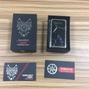 Snowwolf 200W Temperature Controlled Box Mod 200W Snowwolf High Quality