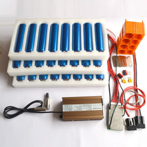 72V 15ah DIY LiFePO4 Battery Pack pictures & photos