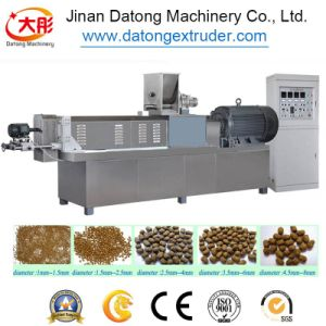 Fishfood Machine/Fish Pellet Feed Food Extruder pictures & photos