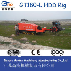 Gt180-L Underground Pipelaying Non-Dig Machine for Trenchless Use pictures & photos