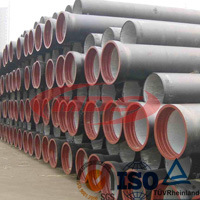 ISO2531 Ductile Iron Pipe for Water Supply pictures & photos