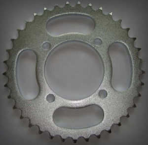 Motorcycle Sprocket YAMAHA 37t 1045 pictures & photos