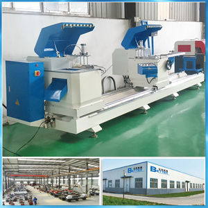 Double Head Aluminum Door and Window Cutting Machine
