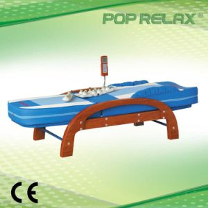 Pop Relax Thermal Jade Stone Rolling Massage Bed Pr-B004 Italy