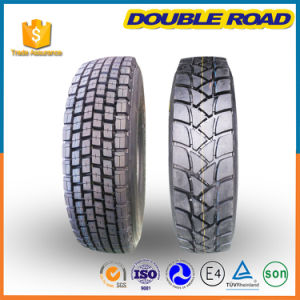 Doubleroad Heavy Duty Tubeless Radial Truck and Bus Tire 315 80 22.5 pictures & photos