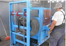 Waste Tire Recyclnig Rubber Powder Machine / Used Tire Recycling Machinery pictures & photos