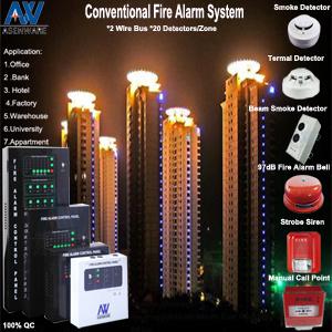 Simple Economic 24V Fire Alarm Panel pictures & photos
