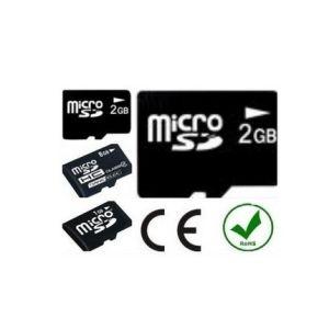 1GB -32GB Micro SD Memory Card