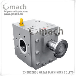 High Operating Pressures Melt Gear Pump on Sale pictures & photos