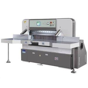 Hydraulic Paper Cutting Machine (QZK1300M)
