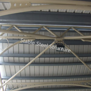 Light Modular Steel Construction Building for Market pictures & photos