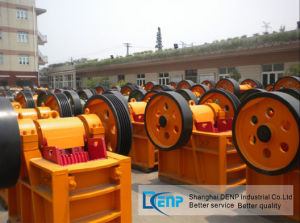 Jaw Crusher From Shanghai Jianshe Road Bridge Machinery Co, Ltd pictures & photos