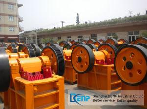 Shnnbao Jaw Crusher From Shanghai Jianshe Road Bridge Machinery Co, Ltd pictures & photos