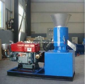Diesel Engine Driven Wood Pellet Mill/ Fodder Making Machine pictures & photos