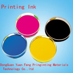 Water Based Ink for Narrow Web BOPP PVC PET Films Printing (YF-500)