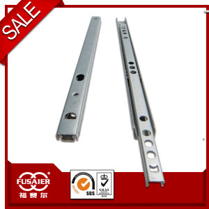 17mm Zinc Paint Cabinet Mini Ball Bearing Drawer Slide pictures & photos