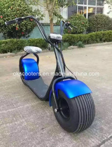 New Promotion Citycoco off Road Golf Cart Electric Chariot Scooter City Model Balance Car Two Wheel Electric Balance Scooter pictures & photos