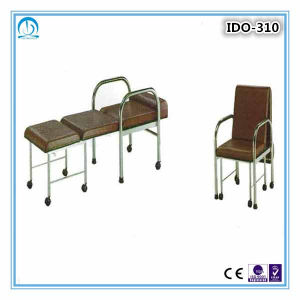 Ce Approved Luxurious Hospital Folding Chair Sleeping Chair pictures & photos