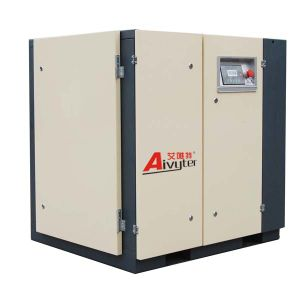 Air Cooled Direct Drive Rotary Screw Air Compressor for Spay Painting