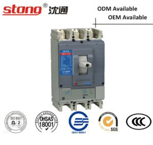 Stm2-400A Moulded Case Circuit Breaker MCCB pictures & photos