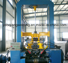 H Beam Automatic Assembly Machine with Welding Machine pictures & photos