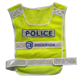 High Visibility Vest for Traffic Police pictures & photos