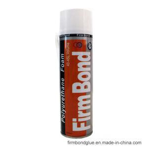 750ml 750g G. W PU Foam Glue pictures & photos
