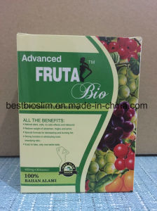 Advanced Fruta Bio Slimming Pills Green White Weight Loss Capsules pictures & photos