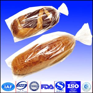 Plastic Bread Bag / Printed Bread Bag (CF01)