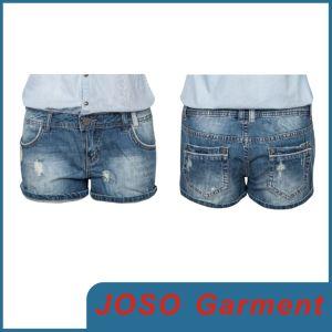 Women Denim Short Jeans (JC6030) pictures & photos