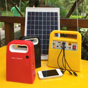 Electricity Saving USB Operation 150W Solar Power System pictures & photos