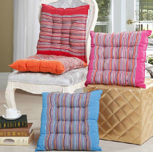 Quilted Chair Seat Cushion Outdoor Cushion Wholesale pictures & photos
