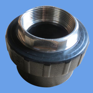 HDPE Female Thread Coupling and HDPE Female Thread Adapter for HDPE Pipe pictures & photos