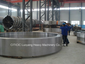 Rotary Kiln Forging Tyre pictures & photos