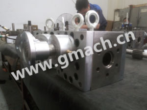 Extruder Melt Pump, High Pressure Resistant Polyer Melt Pump pictures & photos